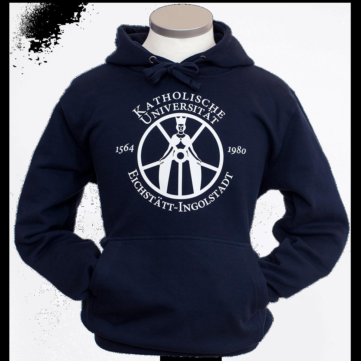 Hakro Kapuzensweater mit KU-Siegel, Unisex